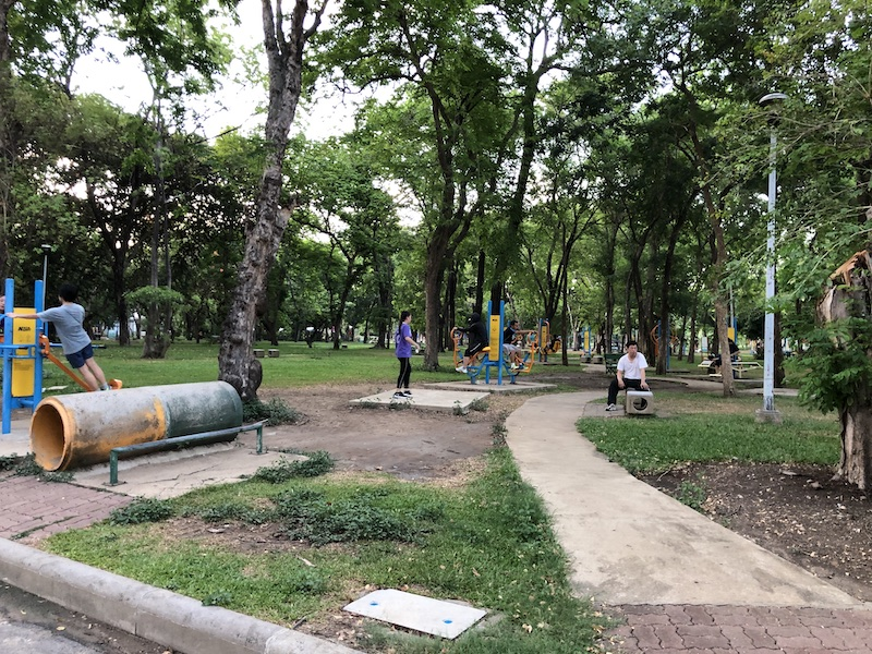 ルンピニ公園_15